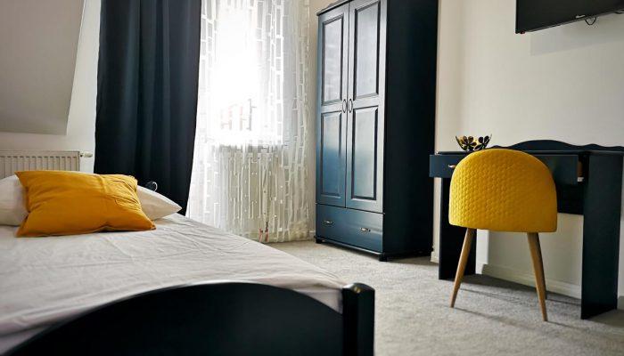 Hotel Tara - pokój jedno osobowy