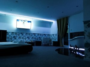 Hotel Tara apartament z wanną